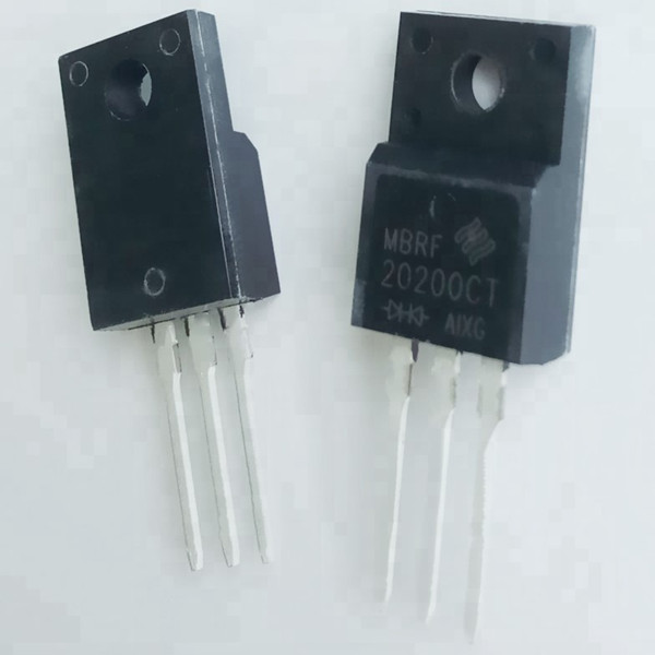 Factory direct sale HK brand Schottky diode MBRF20200CT Rectifier Diodes 20A 200V MBRF20200