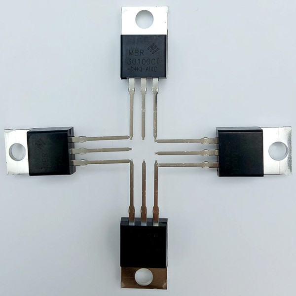 Original new Schottky diode MBR30100 in stock 3A 100V through hole