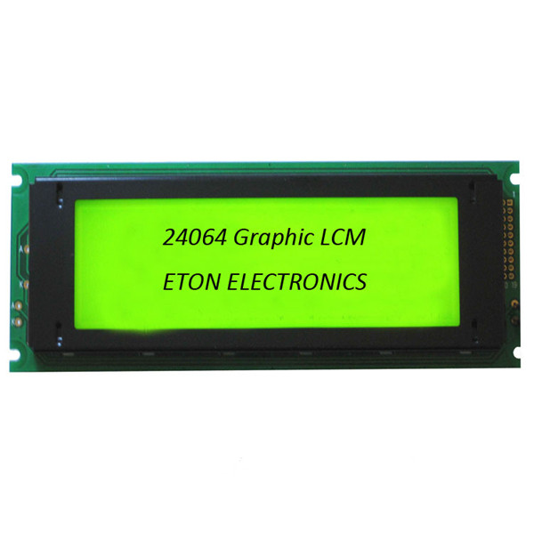 STN Positive 240X64 Graphic LCD module