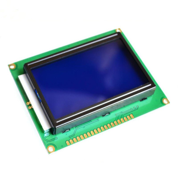 128 * 64 graphics 12864 LCM cheap LCD display module